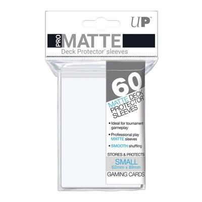 SLV: Small: Pro Matte: White (60)