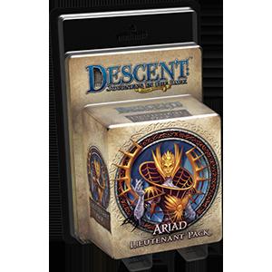 Descent: Lieutenant Pack: Ariad