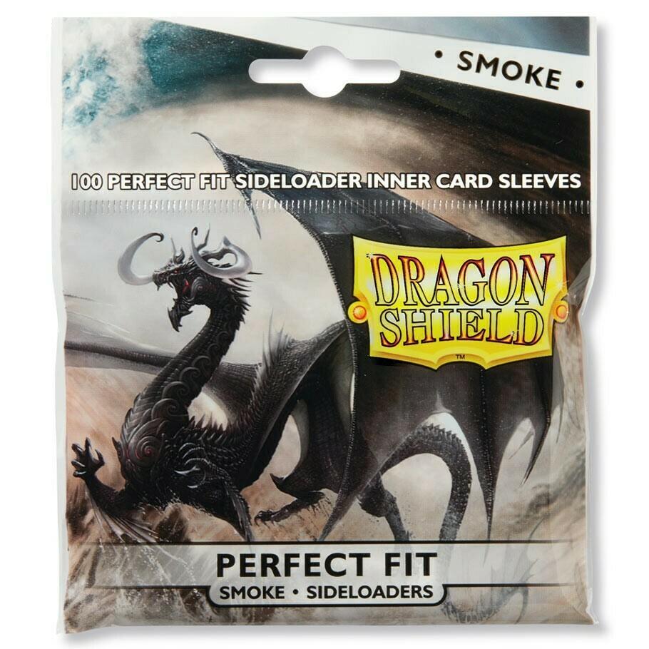 SLV: Dragon Shield: Perfect Fit: Sideloader Smoke (100)