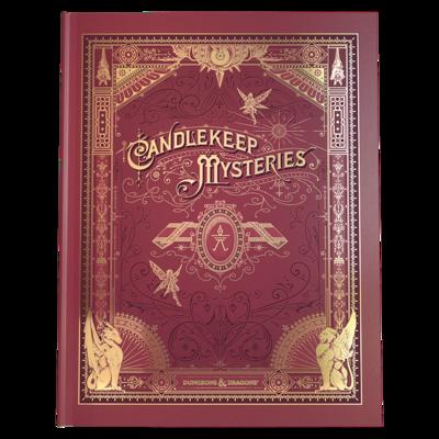 D&D 5e: Candlekeep Mysteries (Alt Cover) (Pre-Order)