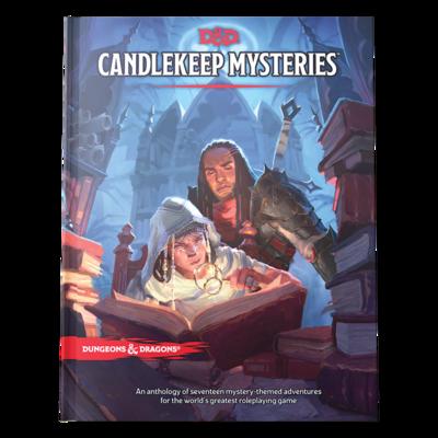 D&D 5e: Candlekeep Mysteries (Pre-Order)