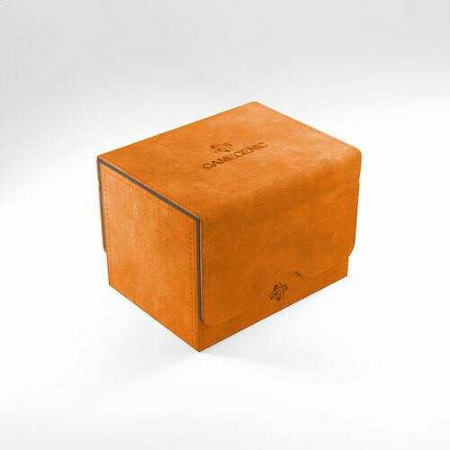 Deck Box: Gamegenic: Sidekick 100+: Orange