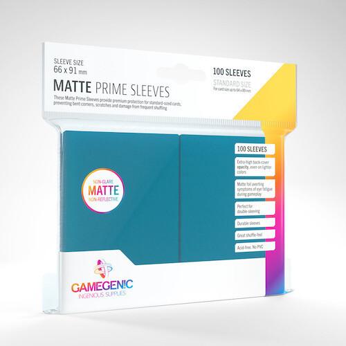 SLV: Gamegenic: Matte Prime Blue (100)