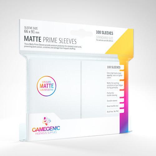 SLV: Gamegenic: Matte Prime White (100)