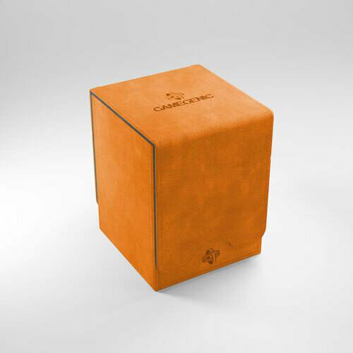 Deck Box: Gamegenic: Squire 100+: Orange