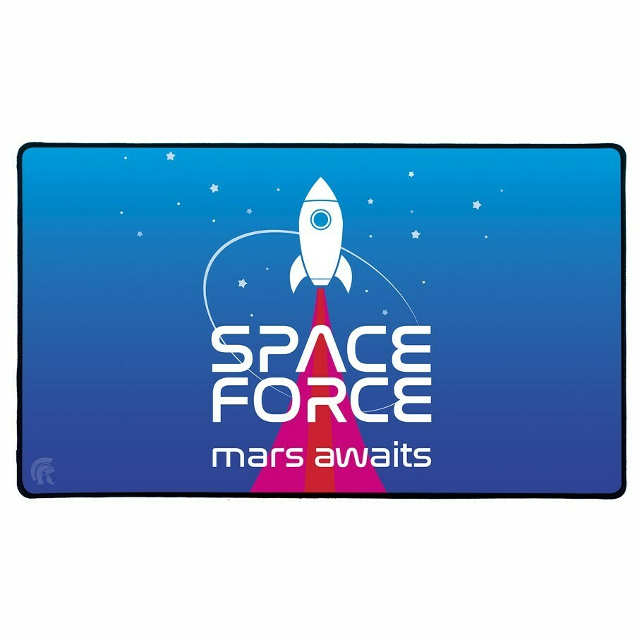 Play Mat: Space Force