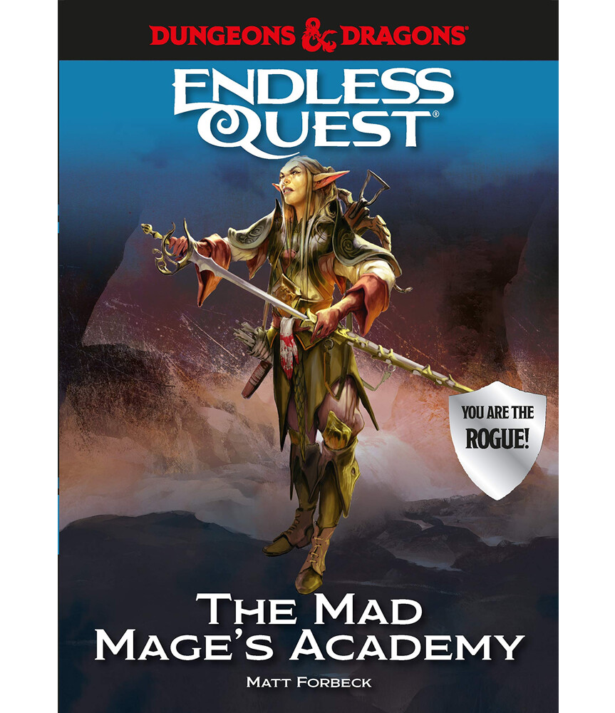 D&D Endless Quest: The Mad Mage's Academy