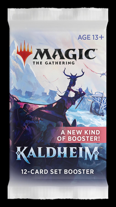 MtG: Kaldheim Set Booster Pack
