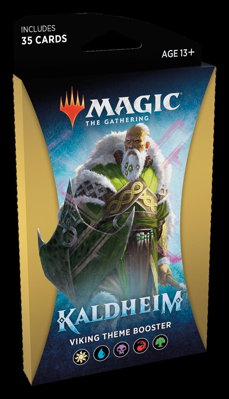 MtG: Kaldheim Theme Booster Viking
