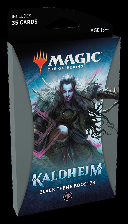 MtG: Kaldheim Theme Booster Black