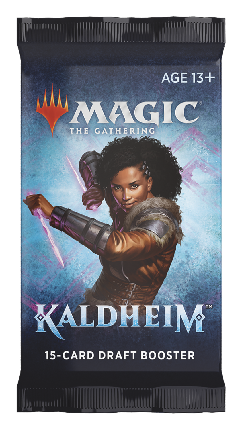 MtG: Kaldheim Draft Booster Pack