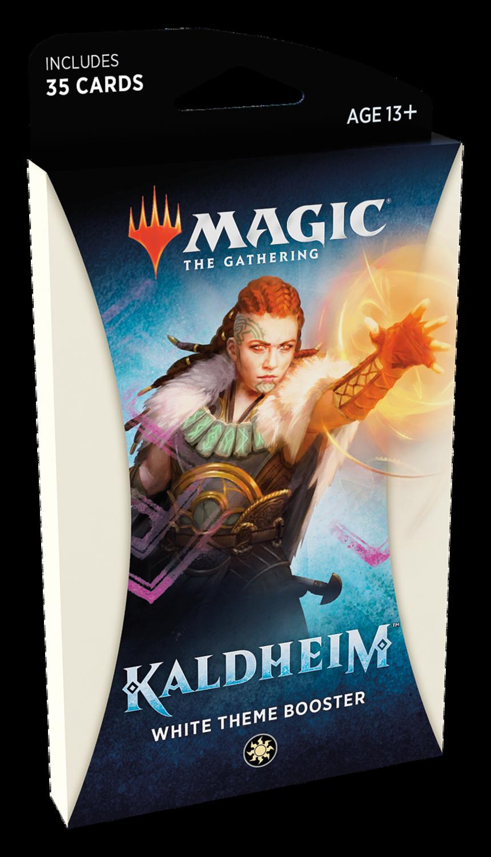 MtG: Kaldheim Theme Booster White