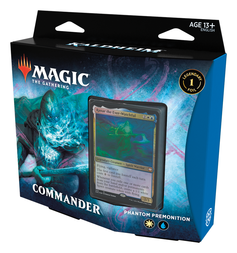 MtG: Commander Kaldheim: Phantom Premonition
