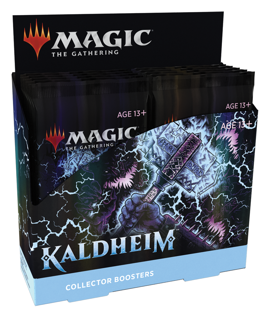 MtG: Kaldheim Collector Booster Box