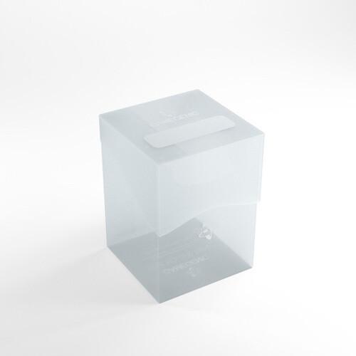 Deck Box: Gamegenic: Deck Holder 100+: Clear