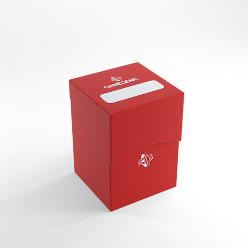 Deck Box: Gamegenic: Deck Holder 100+: Red