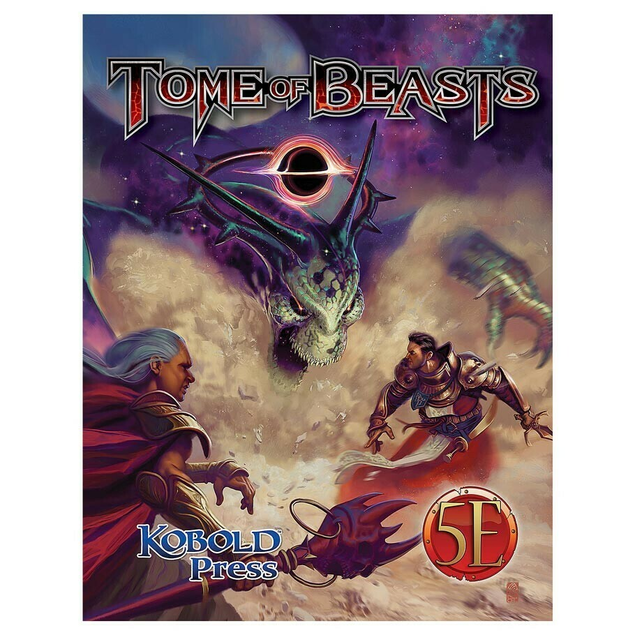 5e: Tome of Beasts