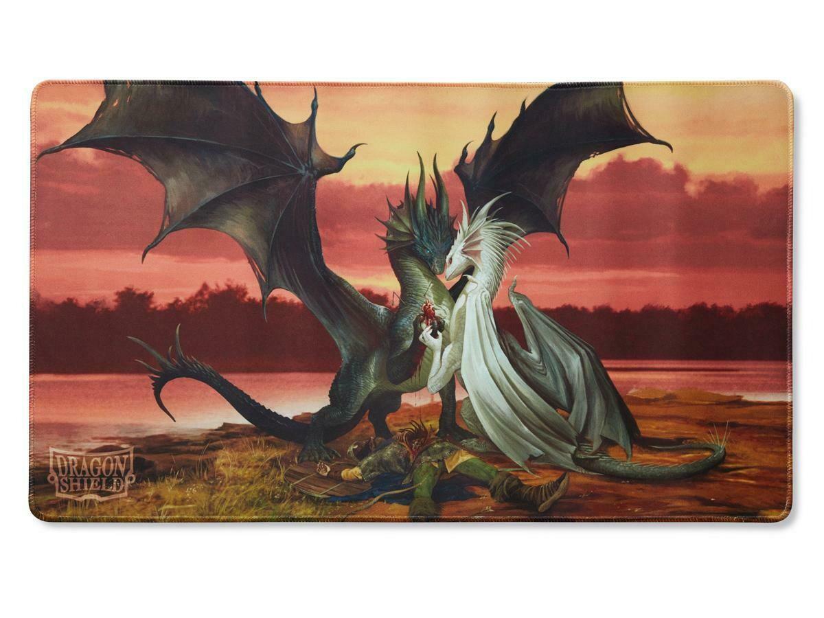 Play Mat: Valentine Dragon 2021