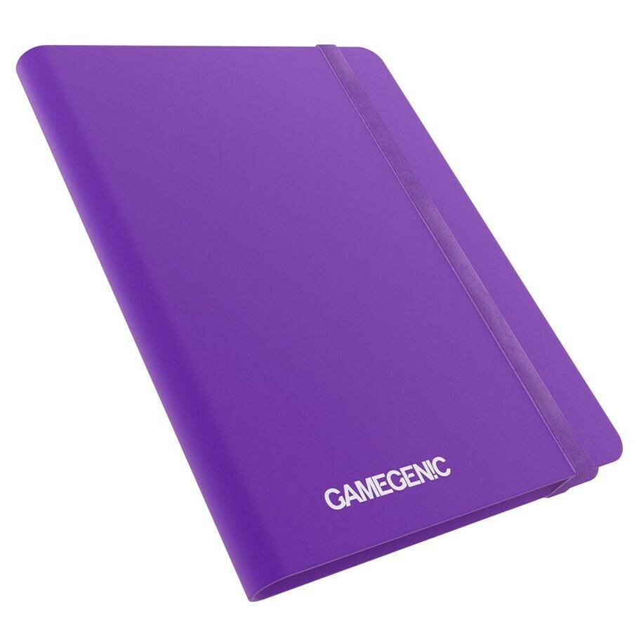 Binder: 18pkt: Casual Album: Purple