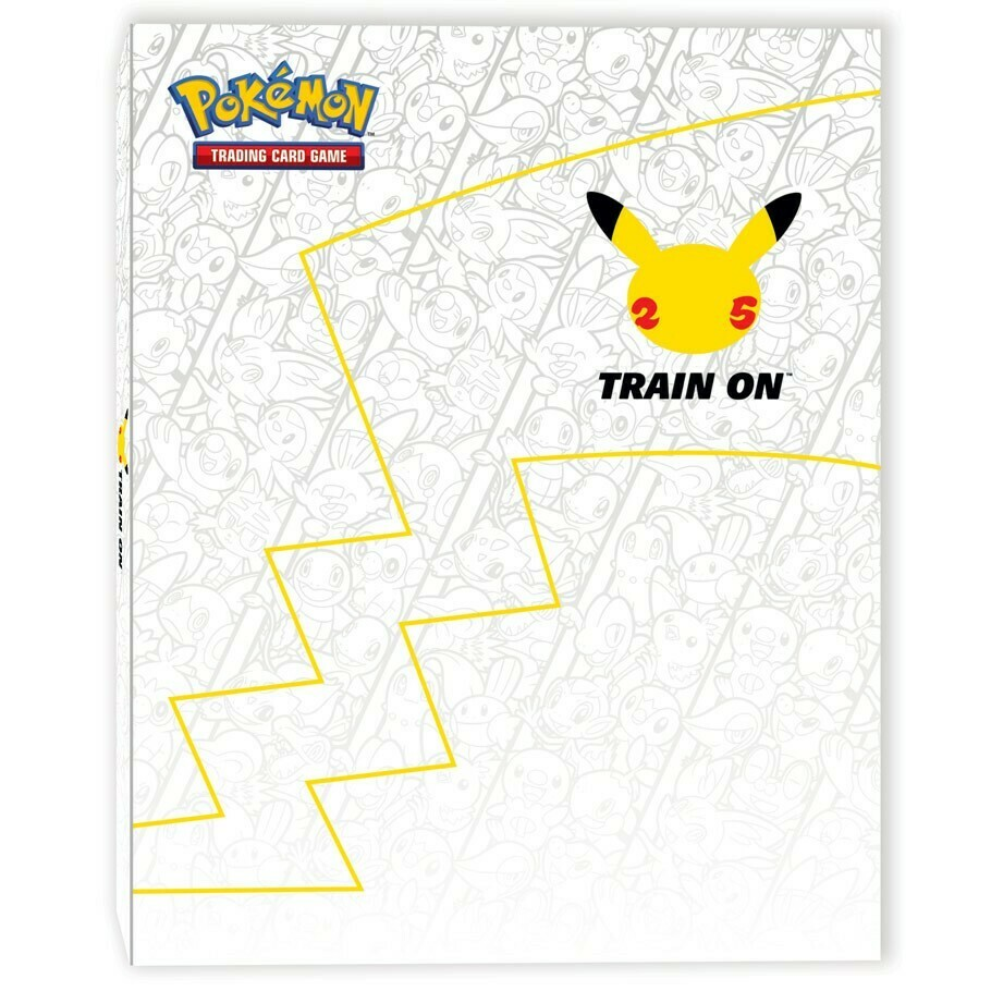 Binder: 4pkt: PKM: First Partner Collector's Binder
