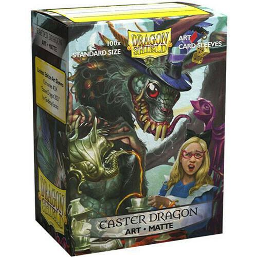 SLV: Dragon Shield Art: Matte Easter Dragon (100)