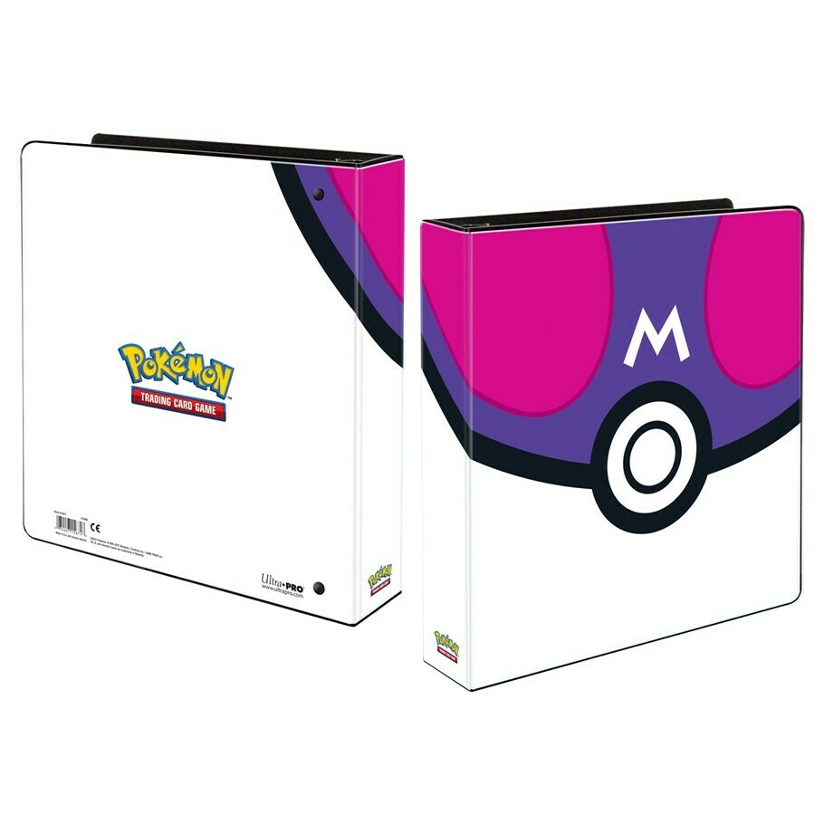 "Binder: 2"" Album: PKM: Master Ball"