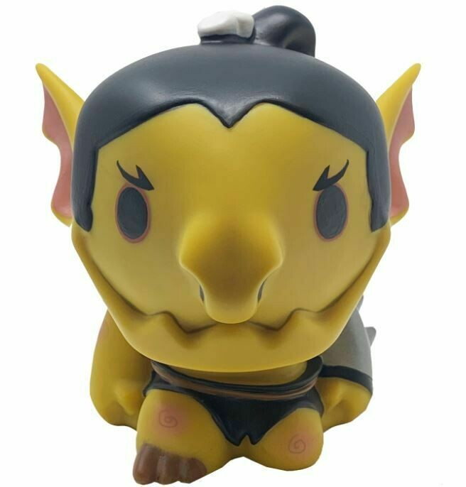 Figurines of Adorable Power: Dungeons & Dragons: Goblin