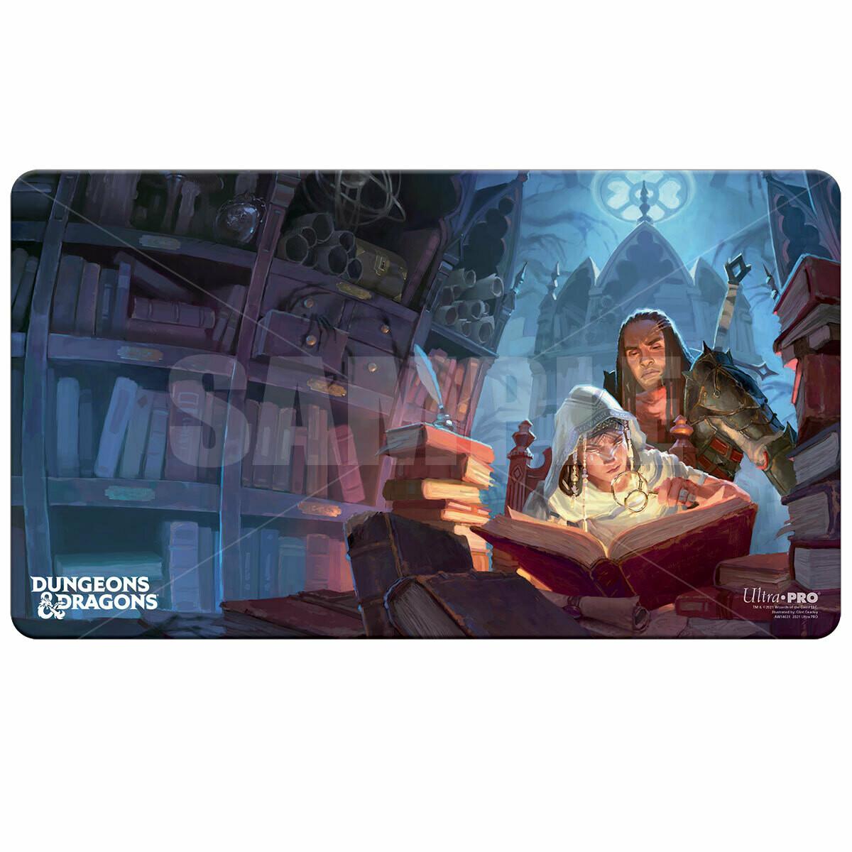 Play Mat: D&D: Candlekeep Mysteries
