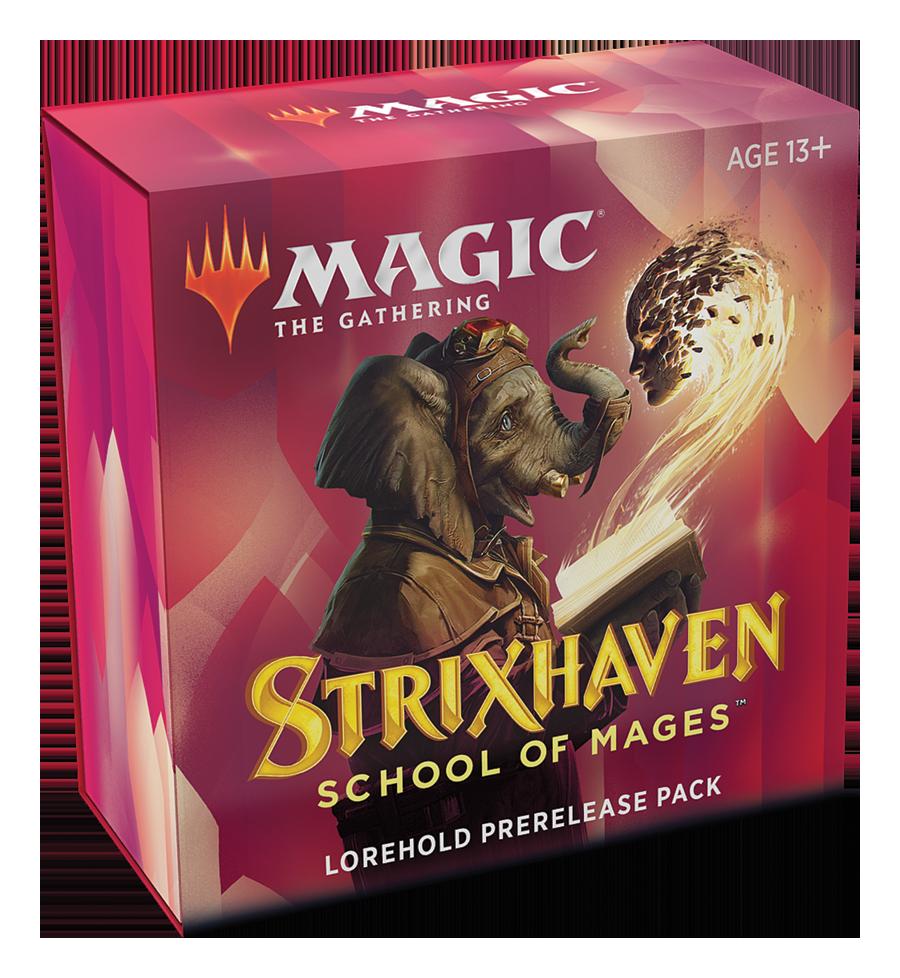 MtG: Strixhaven Prerelease Pack: Lorehold (Pre-Order)