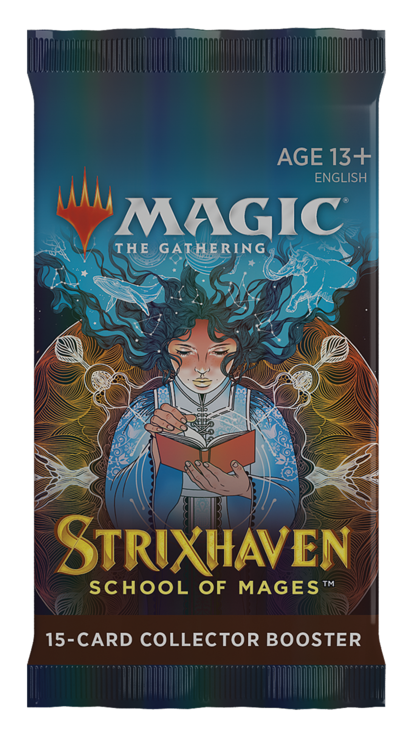 MtG: Strixhaven Collector Booster Pack