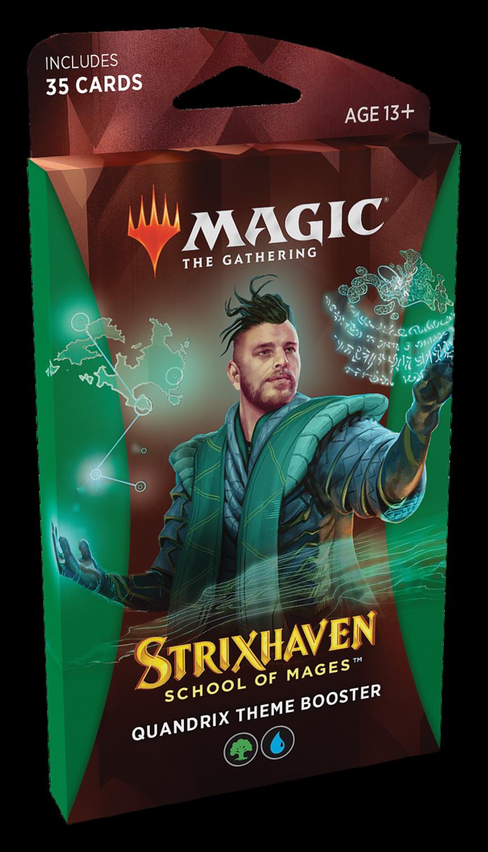 MtG: Strixhaven Theme Booster: Quandrix