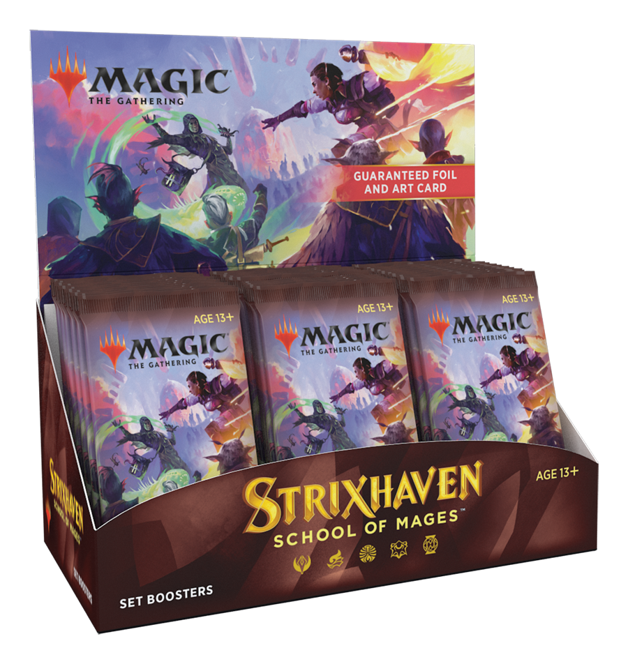 MtG: Strixhaven Set Booster Box (Pre-Order)