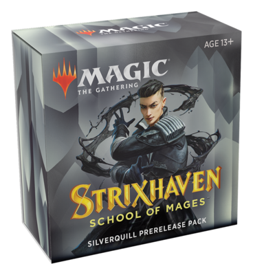 MtG: Strixhaven Prerelease Pack: Silverquill (Pre-Order)
