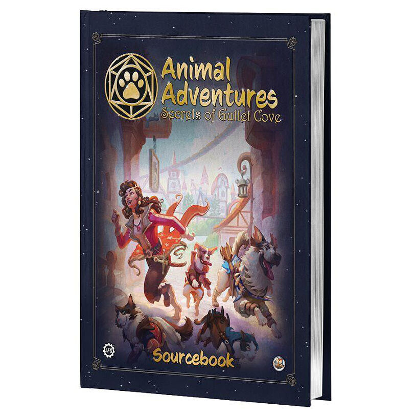 Animal Adventures: Secrets of Gullet Cove