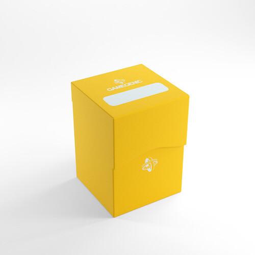 Deck Box: Gamegenic: Deck Holder 100+: Yellow