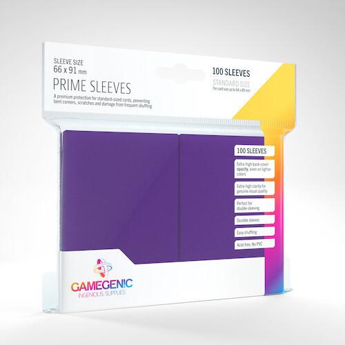 SLV: Gamegenic: Prime Purple (100)