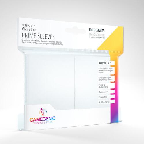 SLV: Gamegenic: Prime White (100)