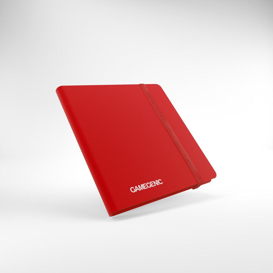 Binder: 24pkt: Casual Album: Red