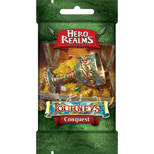 Hero Realms: Journeys: Conquest