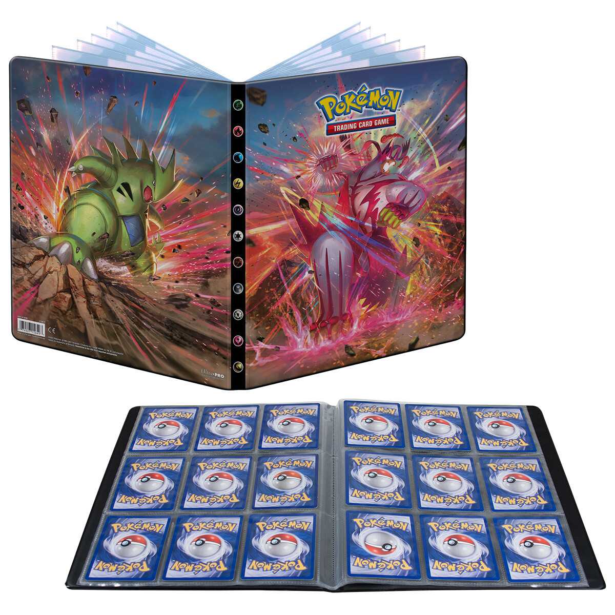 Binder: 9pkt: PKM: Sword & Shield 5