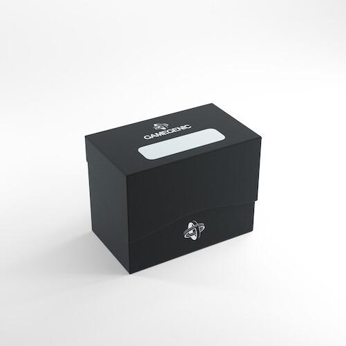 Deck Box: Gamegenic: Side Holder 80+: Black