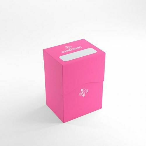 Deck Box: Gamegenic: Deck Holder 80+: Pink