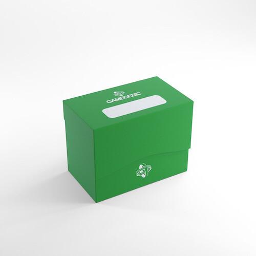 Deck Box: Gamegenic: Side Holder 80+: Green