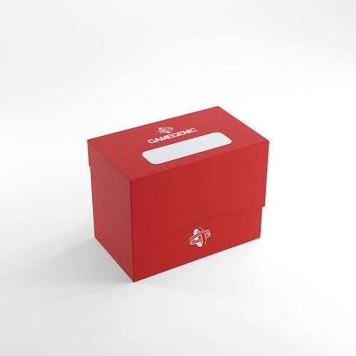 Deck Box: Gamegenic: Side Holder 80+: Red
