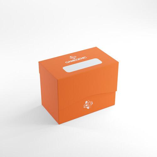 Deck Box: Gamegenic: Side Holder 80+: Orange