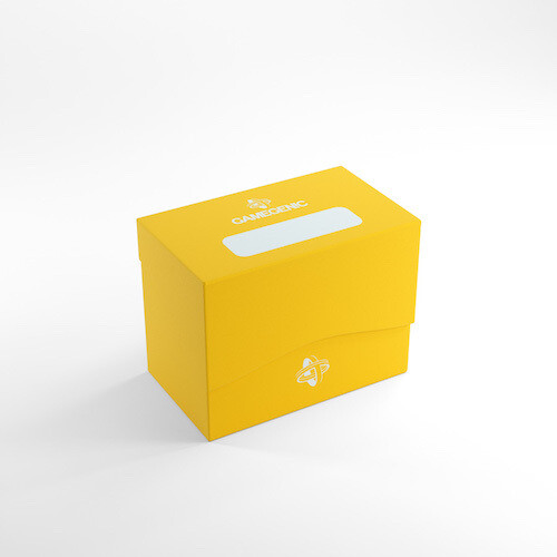 Deck Box: Gamegenic: Side Holder 80+: Yellow