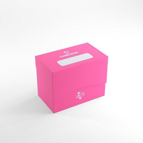 Deck Box: Gamegenic: Side Holder 80+: Pink
