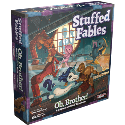 Stuffed Fables: Oh Brother!