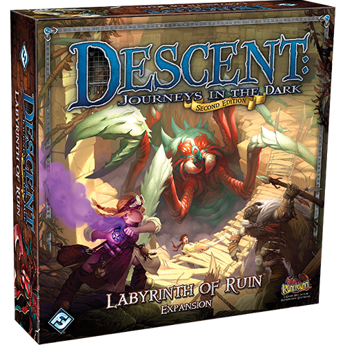 Descent: Labyrinth of Ruin