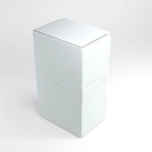 Deck Box: Gamegenic: Stronghold 200+: White